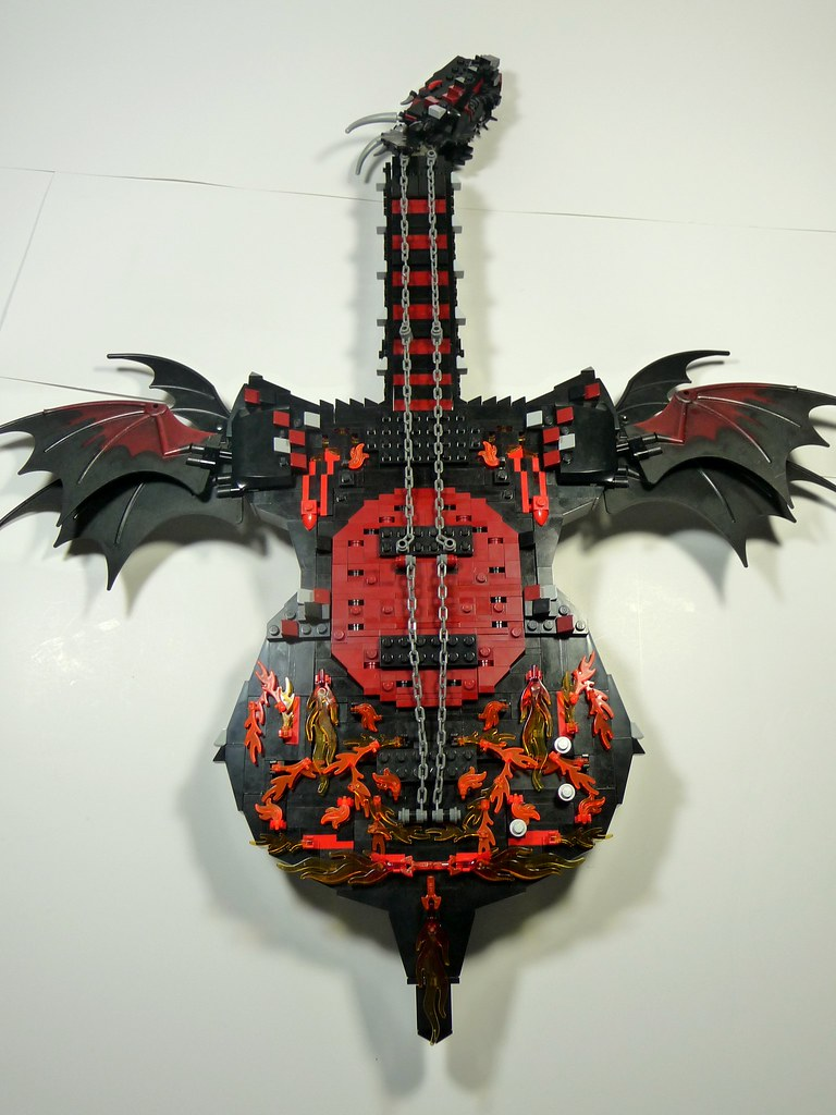 Dragon, The - Guitar Flash