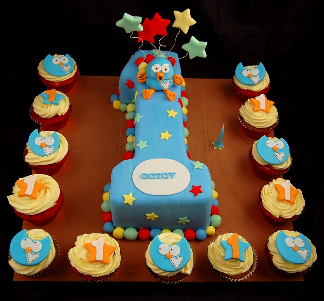 Hoot Cake Pictures