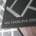 New Year's Eve Letterpress Invites