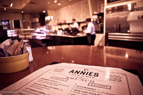 Brunch at Annie's | by Ken Zirkel