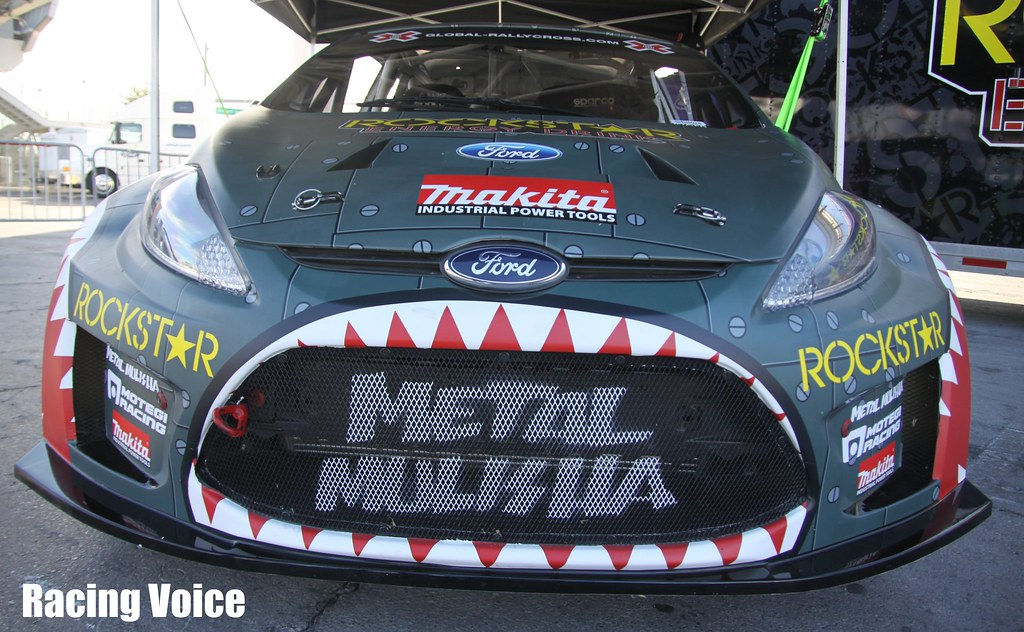 SEMA 2011 Brian Deegan Metal Mulisha Ford Focus Rally Car  Flickr