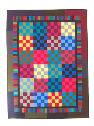 Amish Buggy Quilt, whole | by Karen Griska Quilts