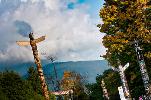 totems at stanley park | by just_jeanette
