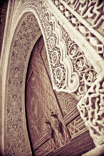 Door frame | by Umbreen Hafeez