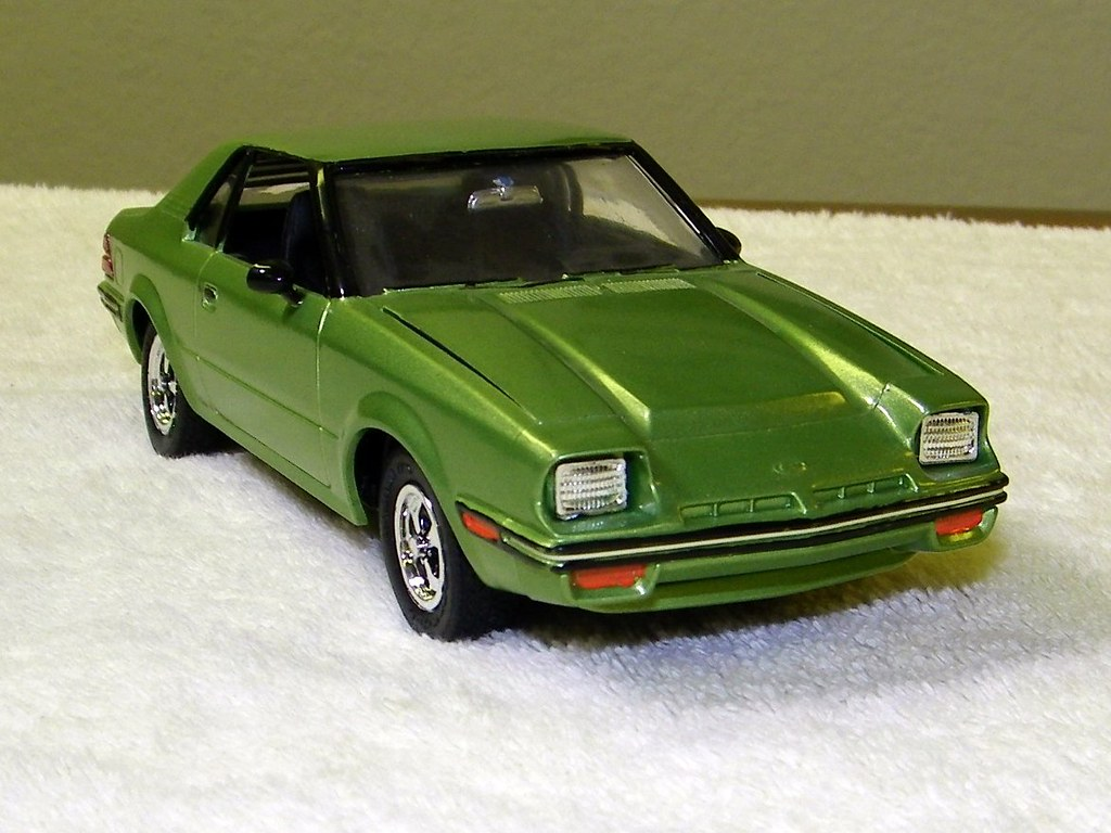 1982 ford exp model car by coconv
