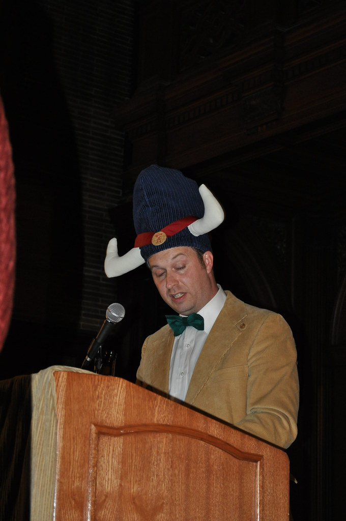 Miles Rohan President In His Grand Poobah Hat By Abbydid Flickr