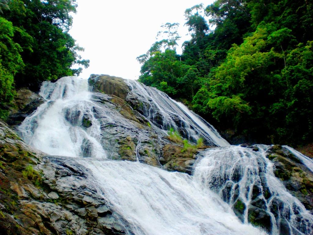 Hangga Falls Quezon Province Go Extreme Visit Hagga