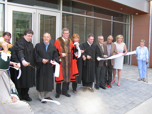 Cutting the ribbon | by jdr2012