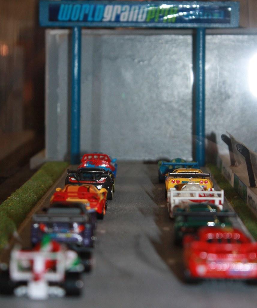 cars 2 racers by sam bricole paris comic con 2011 flickr