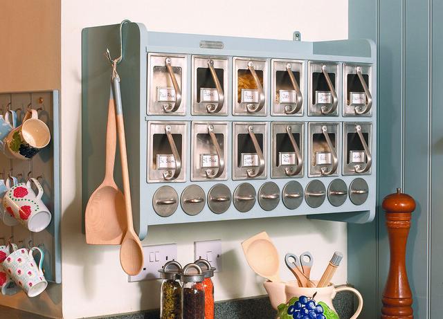Kitchen Storage Food Pantry