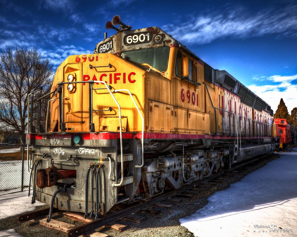up centennial locomotive