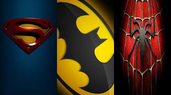 Samsung Star Nxt 3 In One Wallpaper Sets Superhero Logos