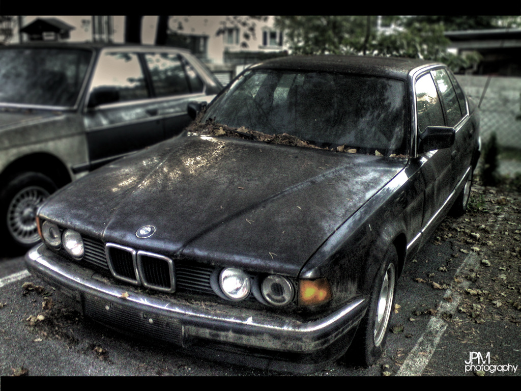 Used Look Bmw E32 Johann Pointner Flickr
