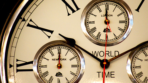 World time | by Matisses tienda