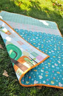 Happier Tree Quilt | by Diane {from blank pages...}