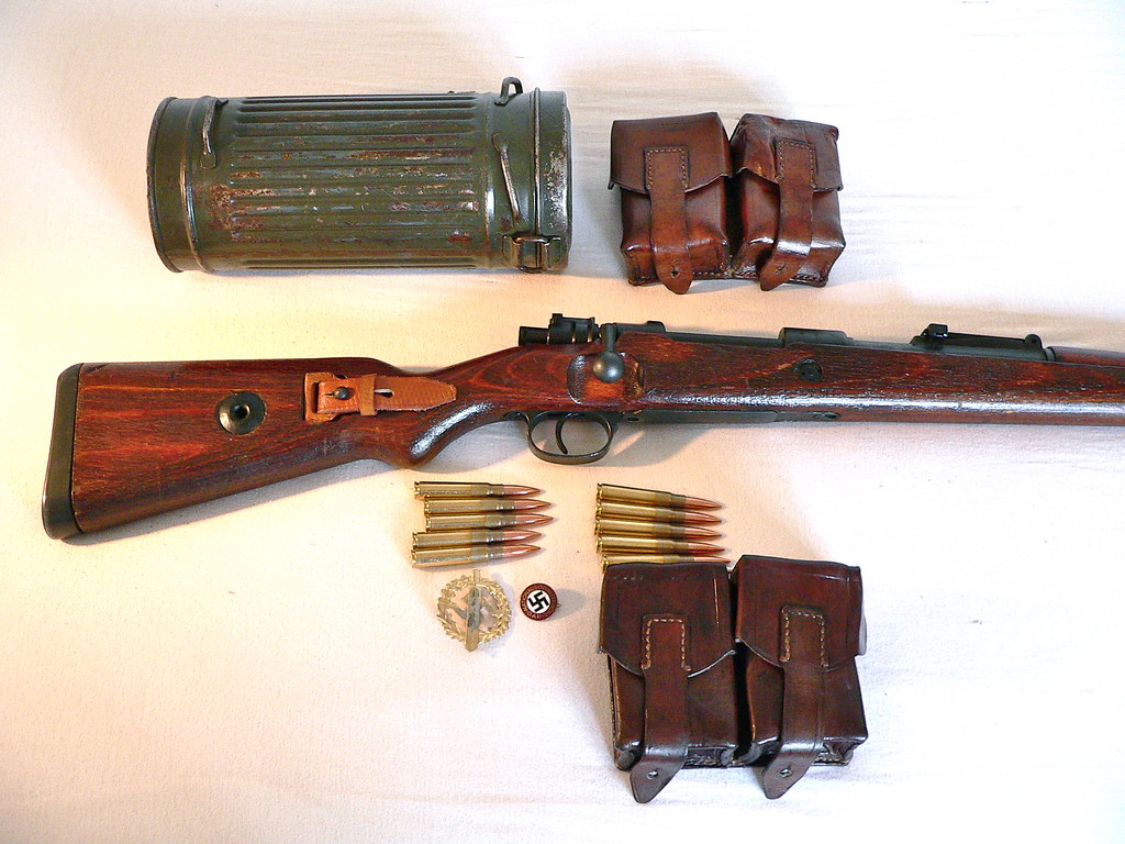 Mauser K98 1939 Cal8mm