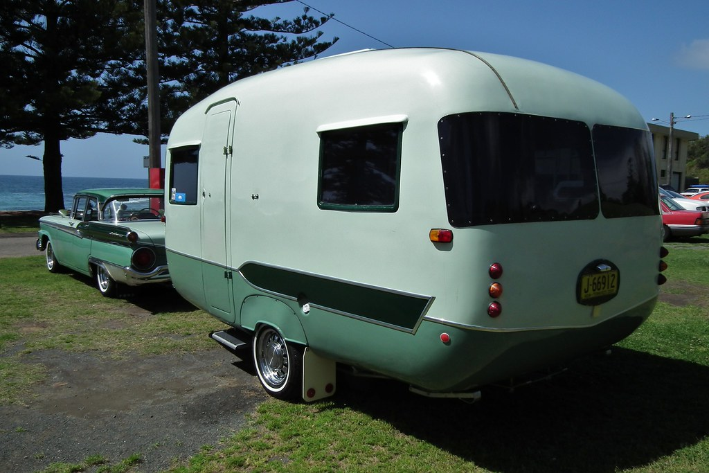 Nomad Travel Trailer
