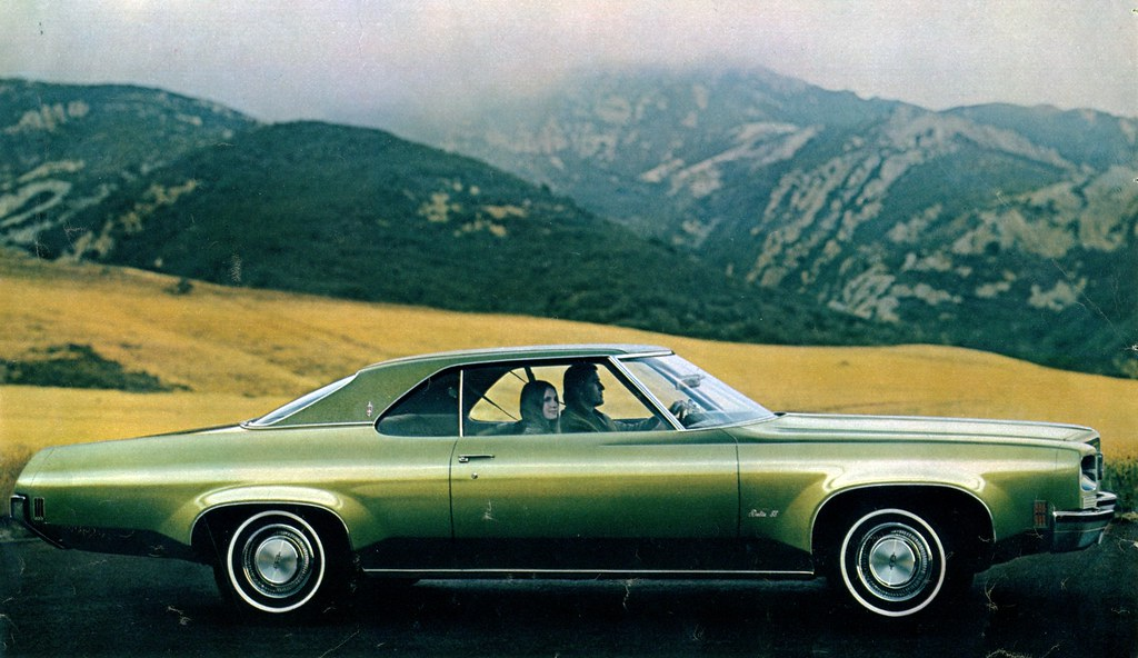 ... 1972 Oldsmobile Delta 88 2 Door Hardtop | By Coconv