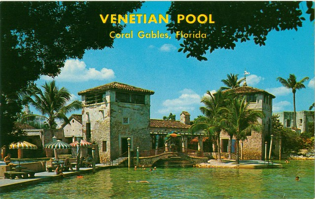 Venetian pool in coral gables florida flickr photo for Pool show coral gables