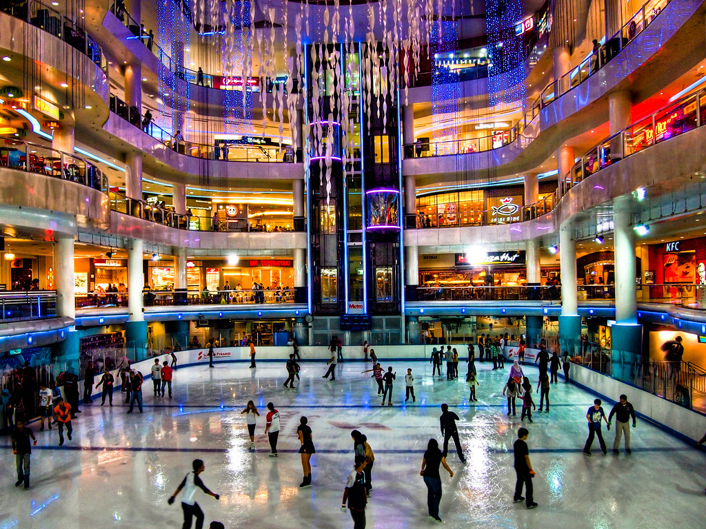 Image result for sunway pyramid ice skating