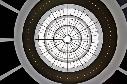 Ceiling of the Pinakothek der Moderne in Munich | by Luiz Pires