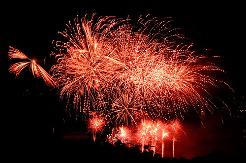 Grand feux d'artifice de Saint Cloud 2011 | by ★ iolo ★