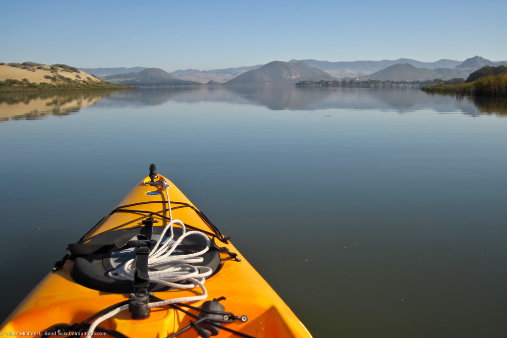 kayak flat water