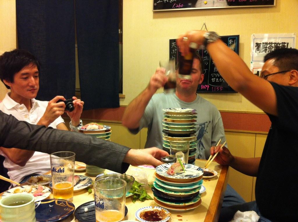 Top Restaurants Tokyo Station