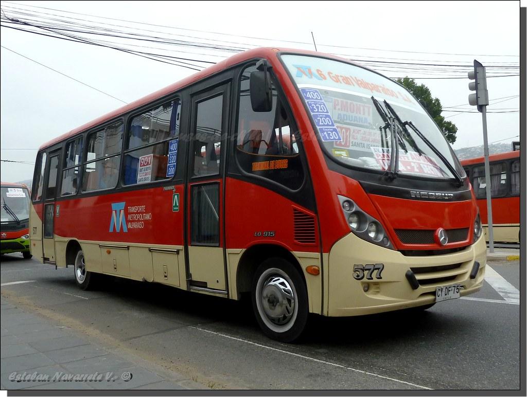 Resultado de imagen para buses del gran valparaíso s.a. UN 9