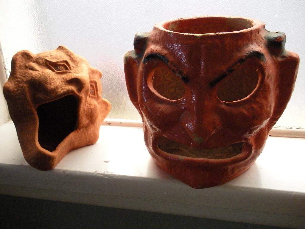 American Mache Devils | Brenda McNeilly | Flickr