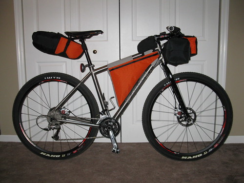 Bikepacking Bags | by Jerry Wick