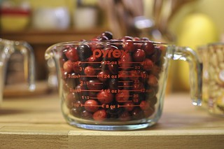5 cups cranberries | by Marisa | Food in Jars