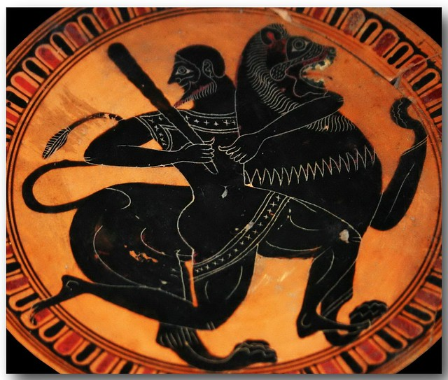 Ancient greek pottery decoration 09 flickr photo sharing for Ancient greek pottery decoration