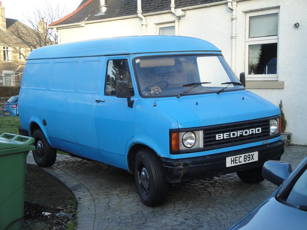 1981 Bedford CF | Alan Gold | ...
