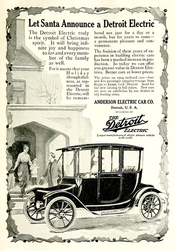 1914 Detroit Electric  Anderson Electric Car Co | by carlylehold