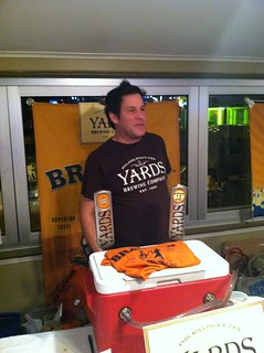 Ron from Yards at Beers on the Boards | by Hunterdon Brewing