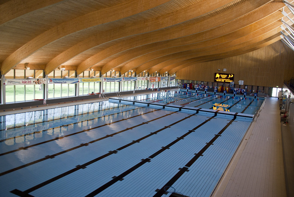 mountbatten centre swimming pool jonathan ring flickr. Black Bedroom Furniture Sets. Home Design Ideas