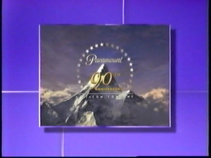 Paramount 90th Anniversary Logo