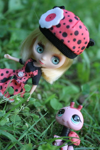 Lady and her Ladybug friend | by pullip_junk