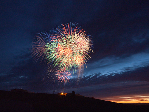 Fourth Fireworks 2011 #2 | by madpoet_one