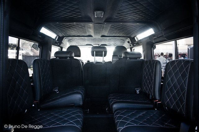 Goodwood Festival Of Speed 2011 Land Rover Defender 110