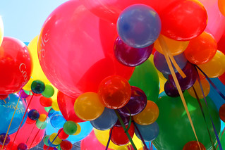 Colorful Balloons | by shaire productions
