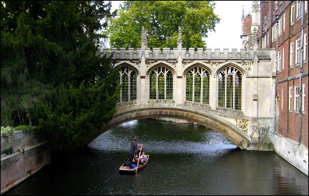 Image result for bridge of sighs cambridge