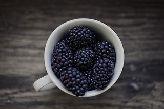 Berries in a cup | by P!XELTREE