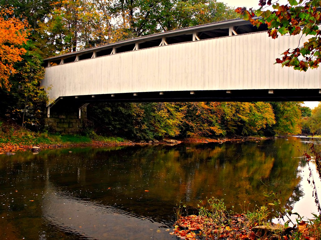... Banks Covered Bridge | by wcn247