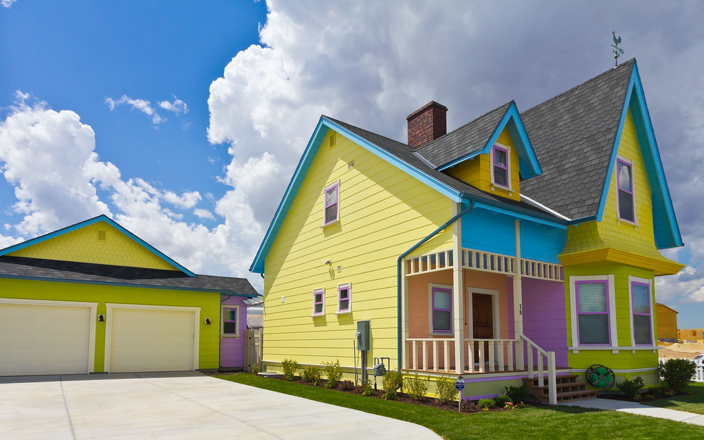 Colorful House colorful house images - house image