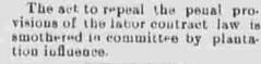 Editorial: Labor Contract Law