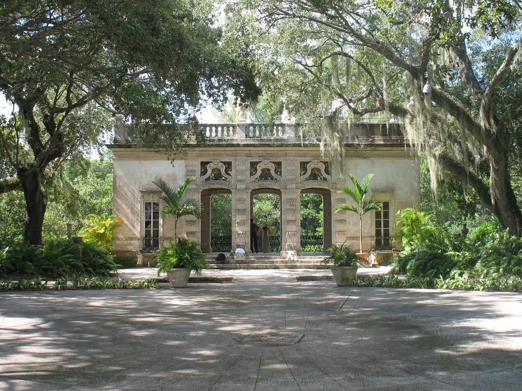 Vizcaya Museum and Gardens, Miami, Florida | Vizcaya is a ma… | Flickr