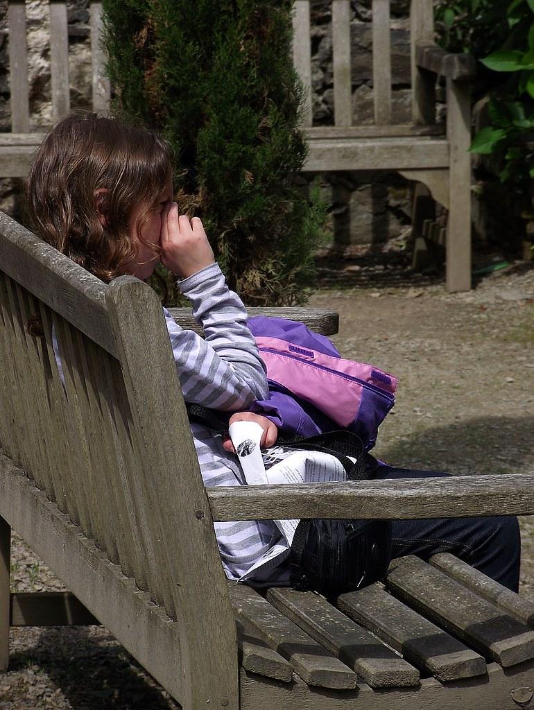 Girl Sucking Her Thumb  Snapshooter46  Flickr-2288