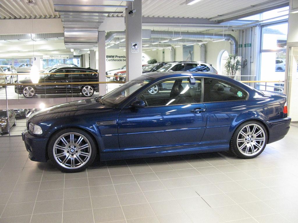 Bmw M3 Coupe E46 Agaischblau Individual Nakhon100 Flickr
